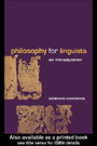 Philosophy for Linguists - An Introduction