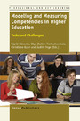 Modeling and Measuring Competencies in Higher Education - Tasks and Challenges